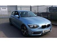 2014 BMW 1 Series 116i Sport 3dr Manual Petrol Hatchback