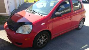 Toyota echo rs 2004