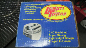new lunati&taylor chevy smb forged 12.5 4.030 piston set
