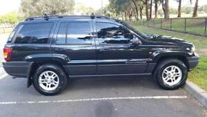 2003 Jeep Grand Cherokee Laredo SWAP OR TRADE Yagoona Bankstown Area Preview