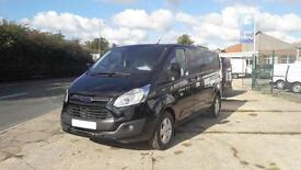 Ford Transit Custom 2.0TDCi 130PS 290 L2 H1 Limited Euro 6