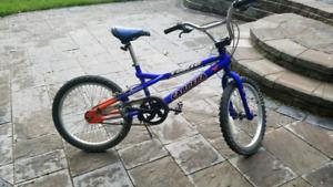 Boys bike in good condition.