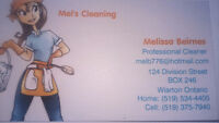 Cleaning Gift Certificates Now Available