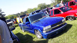 Chevrolet S-10 Pickup Truck..bagged