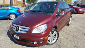 2009 Mercedes-Benz B-Class B200 Turbo Hatchback - LOW KM!