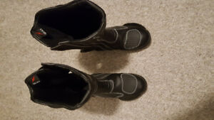 Used Motorcycle Men's Boots Size 10