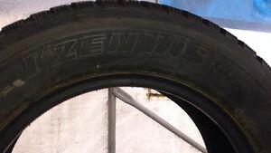 Marshall I'zenwis kw19 winter tires for sale. Gatineau Ottawa / Gatineau Area image 3