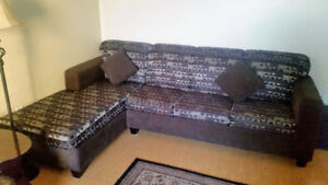 Sectional Sofa , Very Good Condition , Smoke and Pet Free