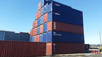 Sea Cans and Shipping / Storage Containers on Sale!!! -40ft HC