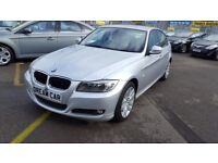 BMW 3 SERIES 320i SE BUSINESS EDITION (silver) 2010