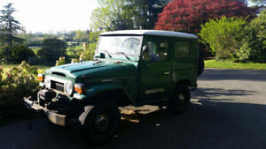 3 Toyota Landcruisers for sale Diesel