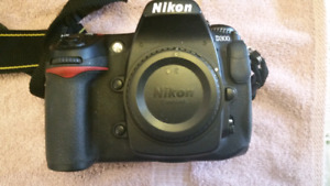 Nikon D300 with box body only
