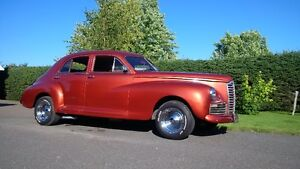 1942 PACKARD CLIPPER TRADE FOR A TJ OR SPORTS CAR EQUAL VALUE