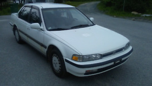1993 Honda Accord EX