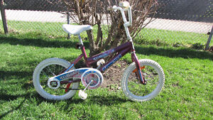 Supercycle illusion girl bicycle