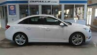 2012 Chevrolet Cruze LT Turbo   GROUPE RS   MAGS 18''   41500 KM