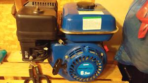 Bolton Pro 6.5hp gas engine