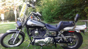 2003 Dyna wide glide 100 anniversary model