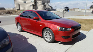 2011 Mitsubishi Lancer fully inspected w/ Brand new tires+more