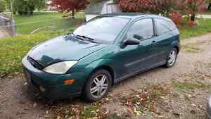 ford focus for sale or parts