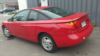 2002 Saturn L-Series Coupe (2 door)