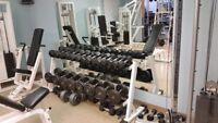 Commercial Fitness Business/Equipment