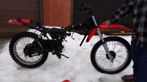 Honda bikes