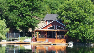 Summer Rental on beautiful Loughborough Lake