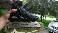 High Quality Men's Roller Blades Size Eur. 40 (7.5-8 ish).