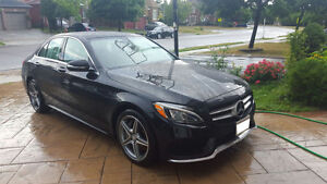 2015 Mercedes-Benz C-Class C300 Sedan **Lease Takeover**