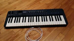 Clavier MIDI M-Audio Oxygen 49 MIDI Keyboard Controller