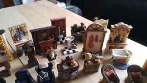 Miniature dollhouse furniture London Ontario image 4