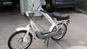 1979 Piaggio Ciao Moped only $550 call 306-591-0391