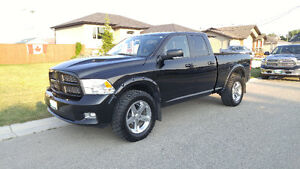 2011 Dodge Power Ram 1500 Sport Quad Cab Pickup Truck