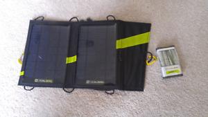 Goal Zero Nomad 7 and Switch 10 Kit