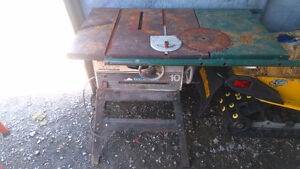 10 inch Beaver table saw