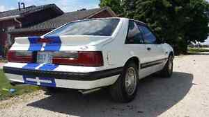 1987 Ford Mustang 5.0 London Ontario image 1