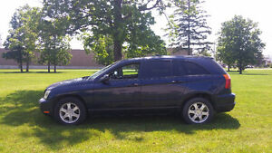 2005 Chrysler Pacifica Wagon 3.8L Very Good Condition