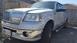 2007 Lincoln Mark Lt,,  With E-TEST Fully loaded ,, Chrome