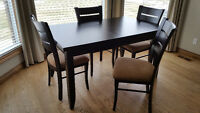 Table & Chairs - Custom Made