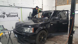 Auto Glass Repair and Replacement Call 204-500-2400