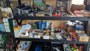Tools,  Paint Supplies, Workwear, Lighting, Fasteners and more