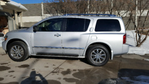 2010 INFINITI QX56 FULLY LOADED LUXURY SUV 7 SEATER $22000