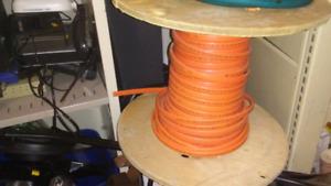 Panneaux électriques 100A Square D & fil 12/2