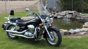 2009 HONDA VT750 SHADOW AERO