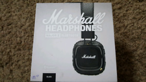 Marshall headphones major 2 bluetooth