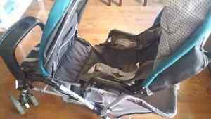 120$ Double Stroller Cambridge Kitchener Area image 9