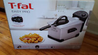 T-Fal Pro Fryer, like new - one time used