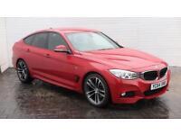 2014 BMW 3 Series 2014 64 BMW 3 Series 320D 2.0D M Sport GT 184 BHP Diesel red A