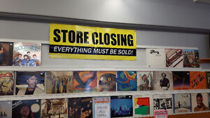 MVP STORE CLOSING SPECIALS: 30% OFF Vinyl **40% OFF CDS*